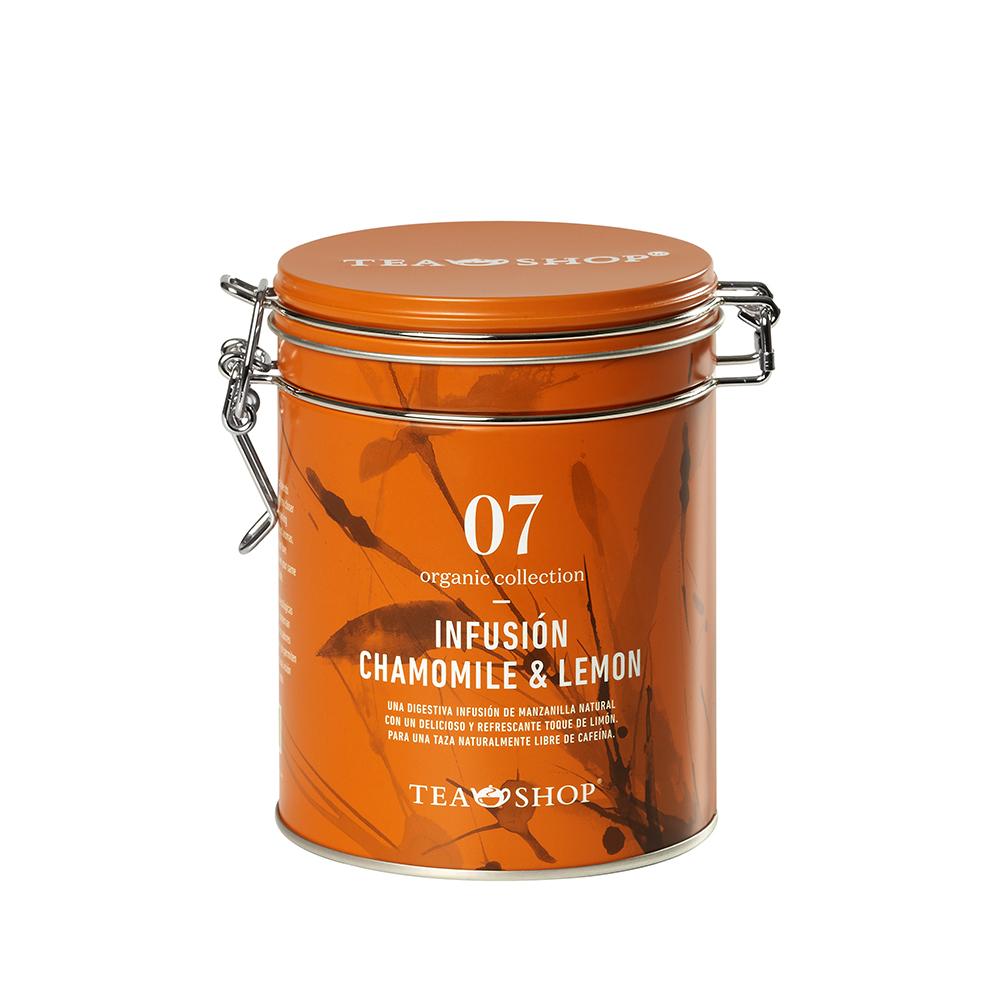 Organic Infusión Chamomile & Lemon 75g - Ítem1