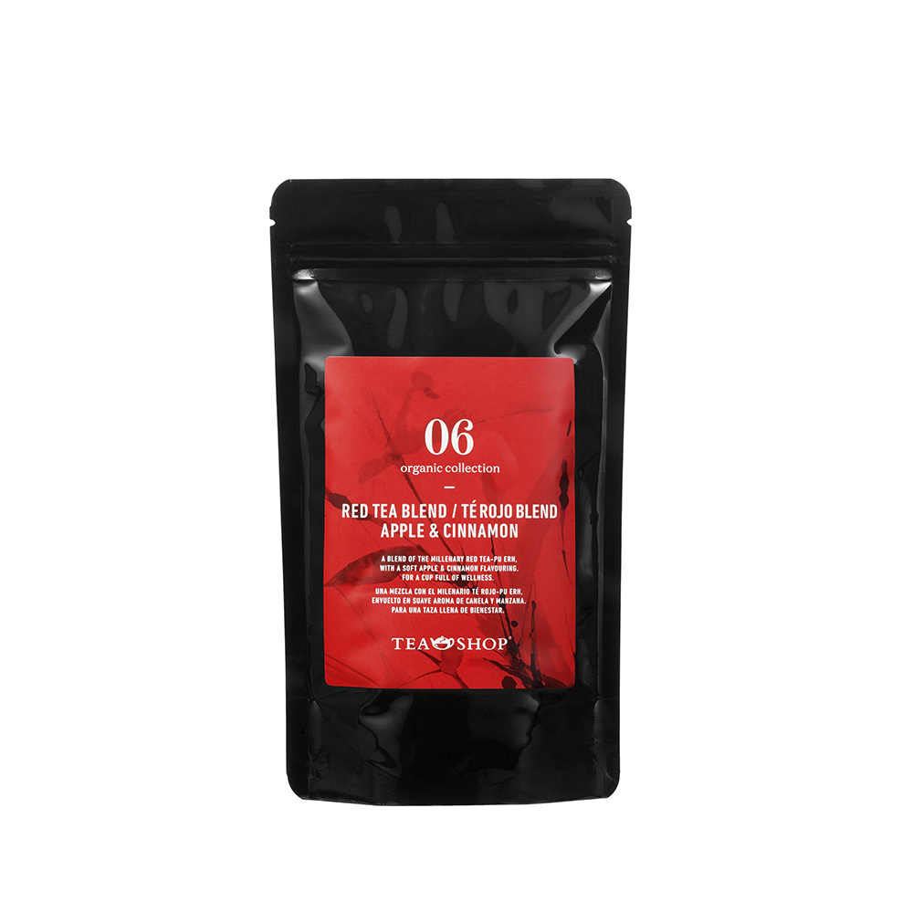Té Rojo Blend Apple & Cinnamon .. Tea Collections. Organic collectionTea Shop® - Item1