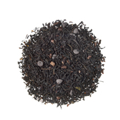 Chocolate Black Tea_ Black tea. Loose teas. Teas, rooibos teas and herbal teas, Energising, Diabetics, People with Coeliac Disease, People Intolerant to Nuts, People Intolerant to Lactose, People Intolerant to Soya and Soya Products, Vegetarians, Children, Pregnant Women, Sweet, Sweet,Tea Shop®