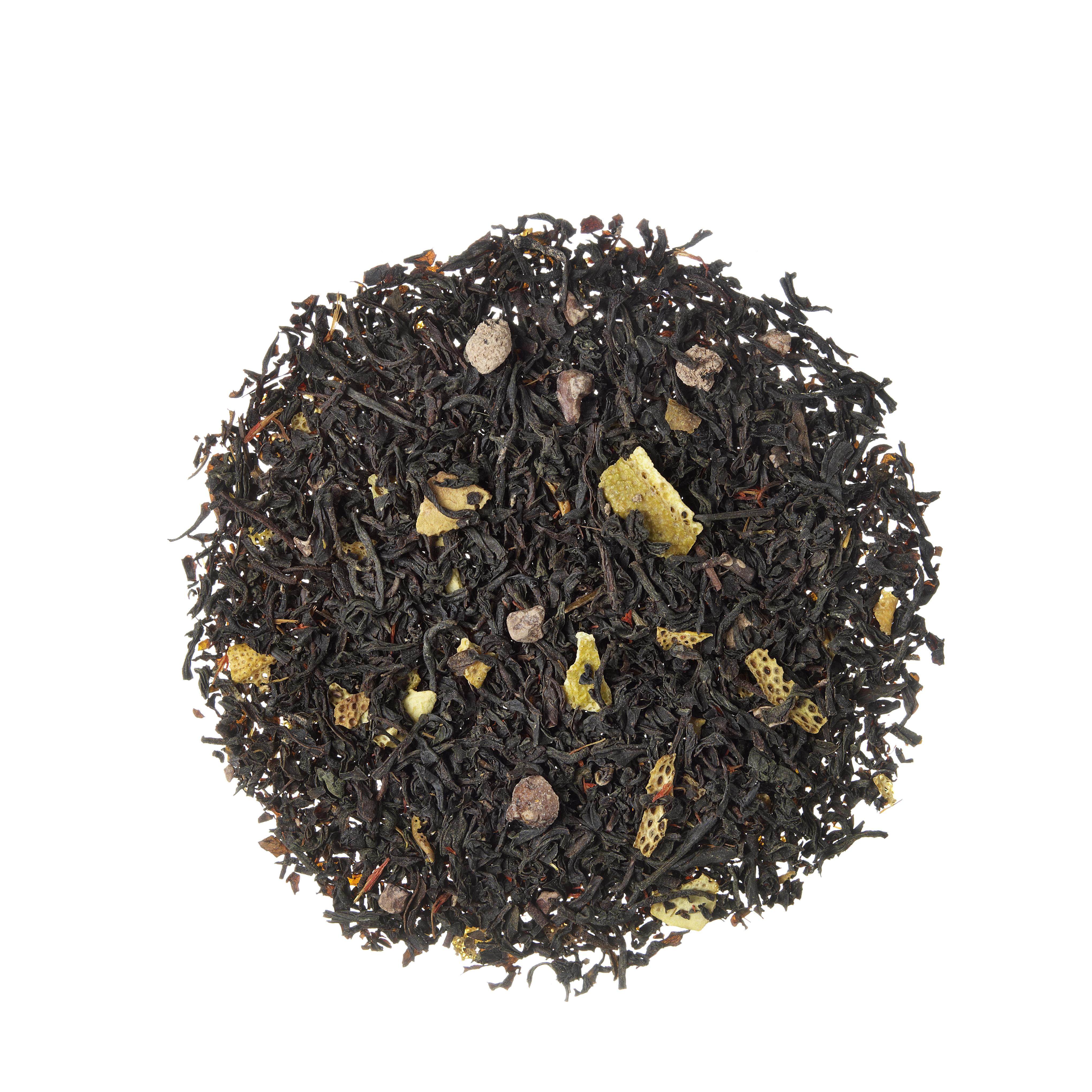 Black tea Orange Bonbon