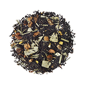 Tropical Colada_ Black tea. Loose teas. Teas, rooibos teas and herbal teas, Energising, Diabetics, People with Coeliac Disease, People Intolerant to Nuts, People Intolerant to Lactose, People Intolerant to Soya and Soya Products, Vegetarians, Children, Pregnant Women, Fruity, Fruity,Tea Shop®