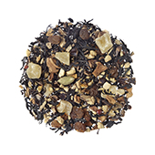 Gingerbread_ Black tea. Loose teas. Teas, rooibos teas and herbal teas, Energising, Diabetics, People with Coeliac Disease, People Intolerant to Nuts, People Intolerant to Lactose, People Intolerant to Soya and Soya Products, Vegetarians, Children, Pregnant Women, Spiced, Spiced,Tea Shop®