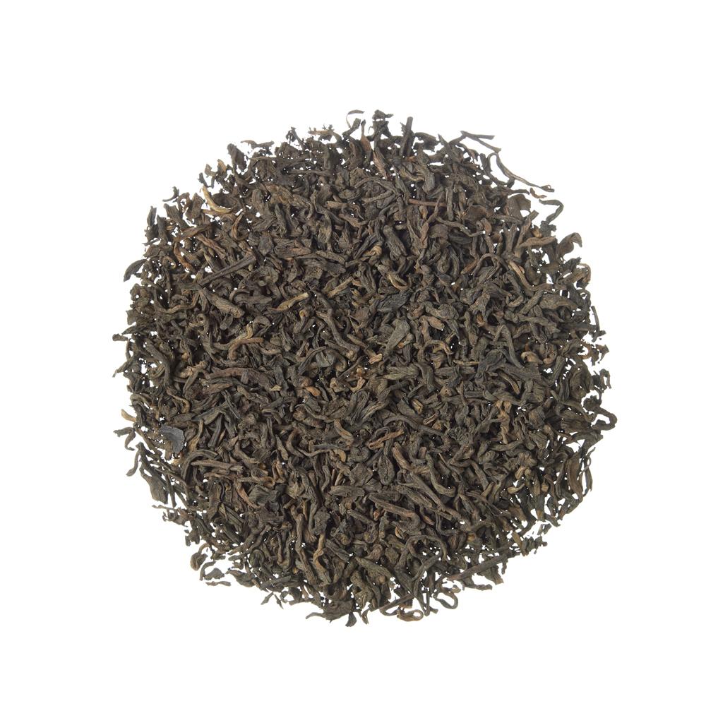 Pu Erh Vanilla_ Te vermell (Pu Erh). Tes a granel. Tes, rooibos i infusions, Detox, Diabètics, Celíacs, Intolerants a Fruits secs, Intolerants a la lactosa, Intolerants a la soja i derivats, Vegans, Nens, Dolç, Dolç,Tea Shop®