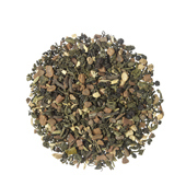 Yoga Tea_ Green tea. Loose teas. Teas, rooibos teas and herbal teas, Antioxidant, Diabetics, People with Coeliac Disease, People Intolerant to Nuts, People Intolerant to Lactose, People Intolerant to Soya and Soya Products, Vegetarians, Children, Pregnant Women, Spiced, Spiced,Tea Shop®