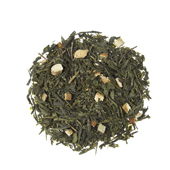 GingTea_ Green tea. Loose teas. Teas, rooibos teas and herbal teas, Antioxidant, Diabetics, People with Coeliac Disease, People Intolerant to Nuts, People Intolerant to Lactose, People Intolerant to Soya and Soya Products, Vegetarians, Children, Pregnant Women, Citrus, Citrus,Tea Shop®