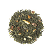 Caprice_ Green tea. Loose teas. Teas, rooibos teas and herbal teas, Antioxidant, Diabetics, People with Coeliac Disease, People Intolerant to Nuts, People Intolerant to Lactose, People Intolerant to Soya and Soya Products, Vegetarians, Children, Pregnant Women, Fruity, Fruity,Tea Shop®