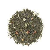 Fresh Colada_ Green tea. Loose teas. Teas, rooibos teas and herbal teas, Antioxidant, Diabetics, People with Coeliac Disease, People Intolerant to Nuts, People Intolerant to Lactose, People Intolerant to Soya and Soya Products, Vegetarians, Children, Pregnant Women, Fruity, Fruity,Tea Shop® - Item