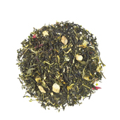 Sweet Sensual Tea_ Green tea. Loose teas. Teas, rooibos teas and herbal teas, Antioxidant, Diabetics, People with Coeliac Disease, People Intolerant to Nuts, People Intolerant to Lactose, People Intolerant to Soya and Soya Products, Vegetarians, Children, Pregnant Women, Fruity, Fruity,Tea Shop®