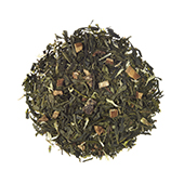 MojitoTea_ Green tea. Loose teas. Teas, rooibos teas and herbal teas, Antioxidant, Diabetics, People with Coeliac Disease, People Intolerant to Nuts, People Intolerant to Lactose, People Intolerant to Soya and Soya Products, Vegetarians, Children, Pregnant Women, Fruity, Citrus,Tea Shop®
