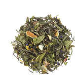 White Gracia Blend®_ White tea. Loose teas. Teas, rooibos teas and herbal teas, Beautifying, Diabetics, People with Coeliac Disease, People Intolerant to Nuts, People Intolerant to Lactose, People Intolerant to Soya and Soya Products, Vegetarians, Childre