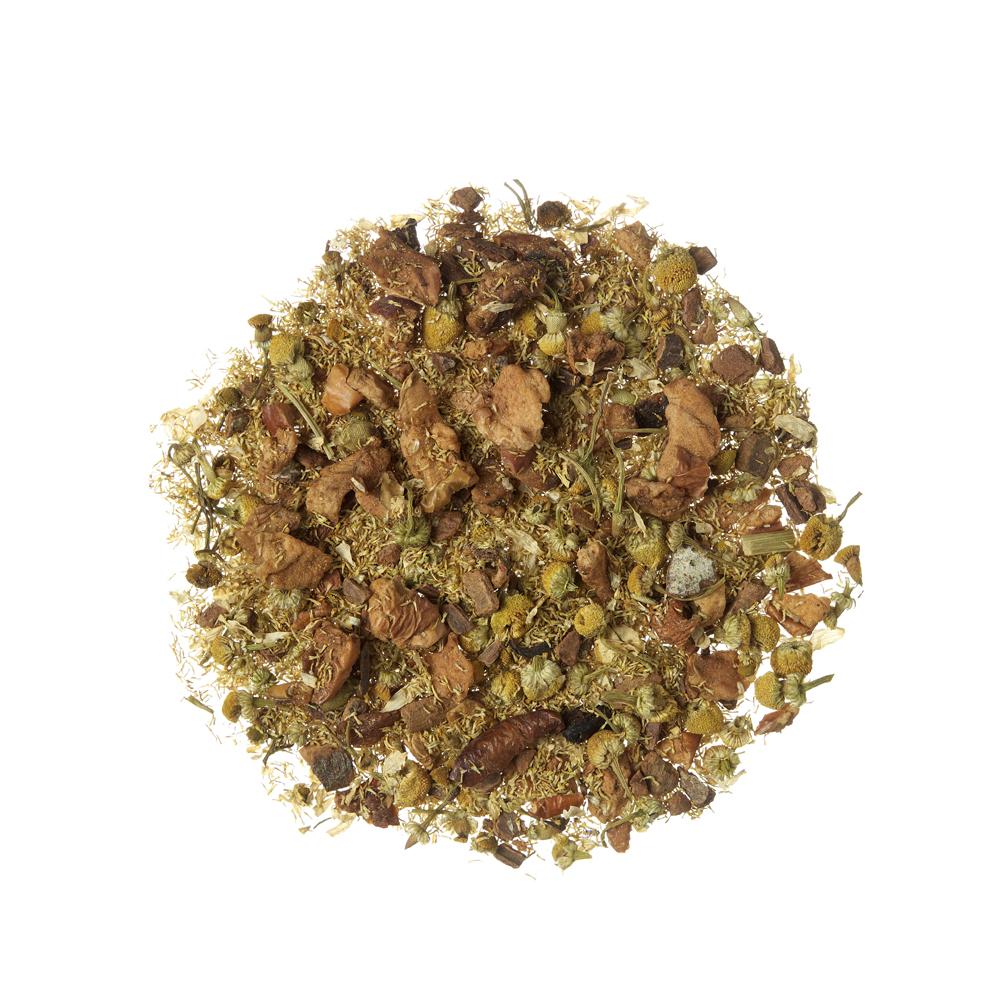 Golden Chamomile_ Loose herbal teas. Teas, rooibos teas and herbal teas, Digestive, Diabetics, People with Coeliac Disease, People Intolerant to Nuts, People Intolerant to Lactose, People Intolerant to Soya and Soya Products, Vegetarians, Vegans, Children, Pregnant Women, , Tea Shop®