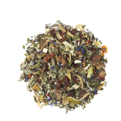 Valerian Garden_ Loose herbal teas. Teas, rooibos teas and herbal teas, Relaxing, Diabetics, People with Coeliac Disease, People Intolerant to Nuts, People Intolerant to Lactose, People Intolerant to Soya and Soya Products, Vegetarians, Children, Pregnant Women, Citrus, Citrus,Tea Shop®