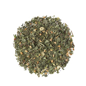 Polar Mint_ Loose herbal teas. Teas, rooibos teas and herbal teas, Digestive, Diabetics, People with Coeliac Disease, People Intolerant to Nuts, People Intolerant to Lactose, People Intolerant to Soya and Soya Products, Vegetarians, Children, Pregnant Women, Minty, Minty,Tea Shop®