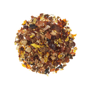 Wild Peach_ Loose herbal teas. Teas, rooibos teas and herbal teas, Rich in Vitamins, Diabetics, People with Coeliac Disease, People Intolerant to Nuts, People Intolerant to Lactose, People Intolerant to Soya and Soya Products, Vegetarians, Children, Pregnant Women, Fruity, Fruity,Tea Shop®