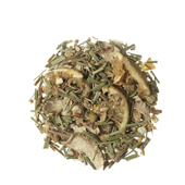 Ginger Balm_ Loose herbal teas. Teas, rooibos teas and herbal teas, Revitalizing, Diabetics, People with Coeliac Disease, People Intolerant to Nuts, People Intolerant to Lactose, People Intolerant to Soya and Soya Products, Vegans, Children, Pregnant Women, Citrus,Spiced, Citrus,Spiced,Tea Shop®