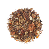 Golden Cake_ Loose herbal teas. Teas, rooibos teas and herbal teas, Rich in Vitamins, Diabetics, People with Coeliac Disease, People Intolerant to Nuts, People Intolerant to Lactose, People Intolerant to Soya and Soya Products, Vegetarians, Vegans, Children, Pregnant Women, , Tea Shop®