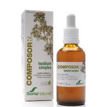 Composor 25 Rompepiedras Soria Natural 50 ml.