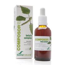 Composor 7 Betula Complex Soria Natural 50 ml