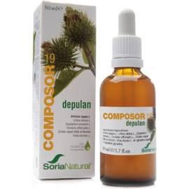 Composor 19 depulan Soria Natural 50 ml.