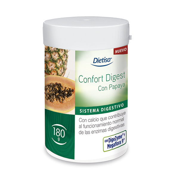 Dietisa Confort Digest con Papaya 180g