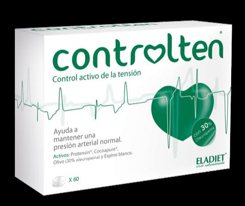 Eladiet Controlten 60 comprimidos