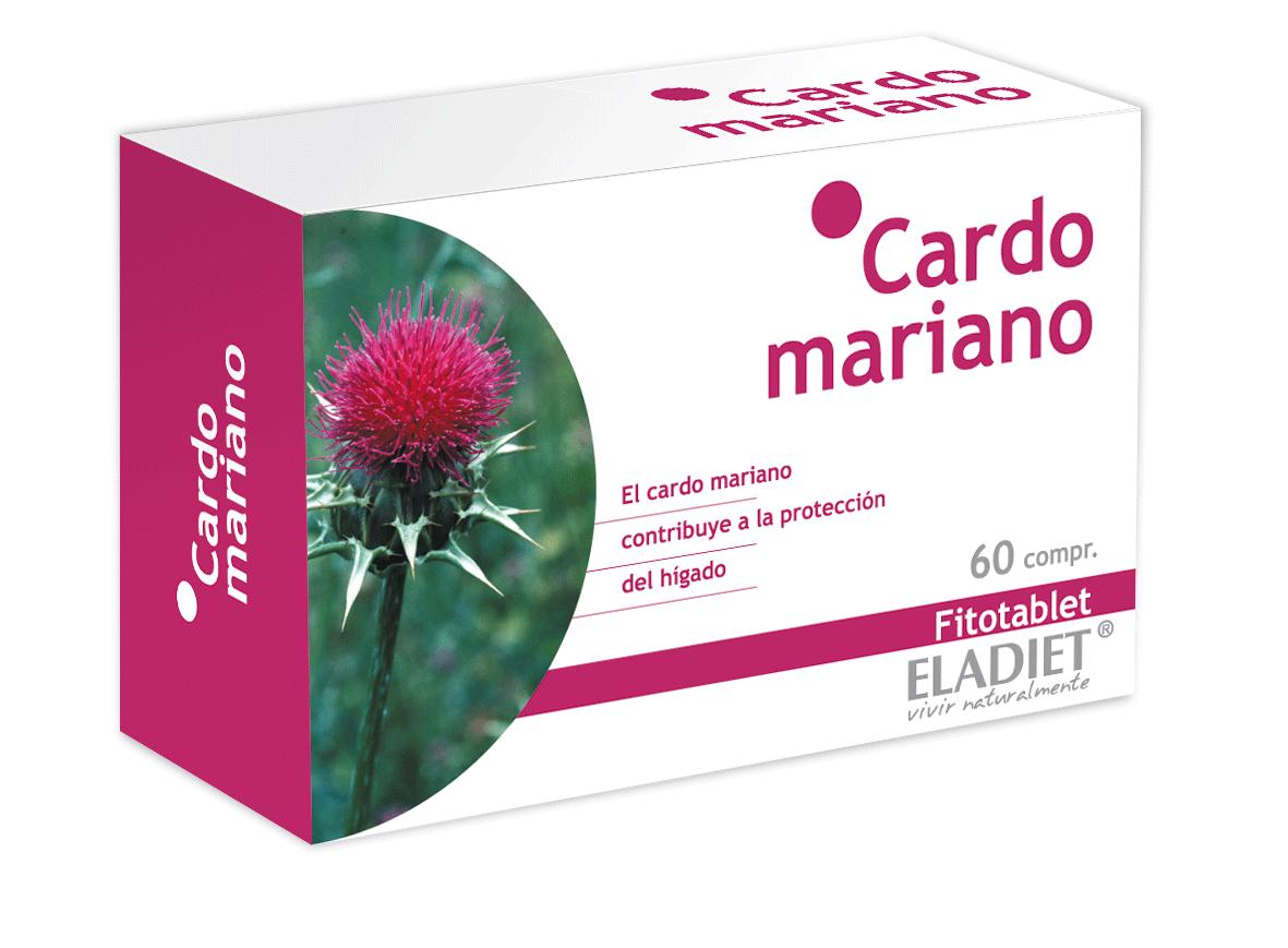Eladiet Cardo Mariano Fitotablet 60 comprimidos