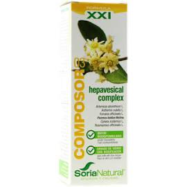 Composor 3 Boldo Soria Natural 50 ml.