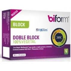 biform DOBLE BLOCK 100% VEGETAL