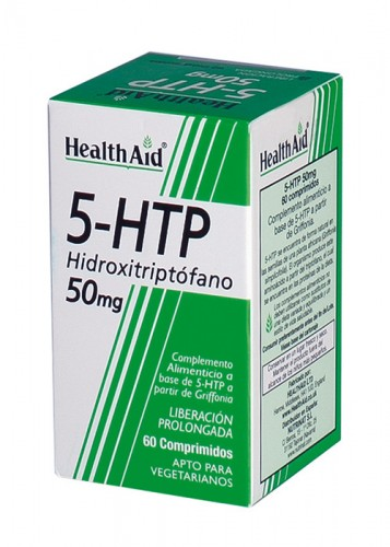 Health Aid 5 HTP 50 mg, 60 caps