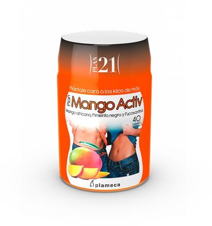Plameca Plan Mango Activ 40 caps