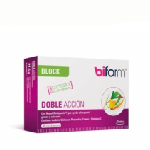 biform BLOCK DOBLE ACCION 30 cápsulas