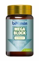 biManan MEGA BLOCK 60 cápsulas