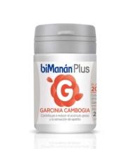 biManán PLUS G (Garcinia) 40 cáps.