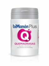 biManan PLUS Q Quemagrasas 40 cápsulas