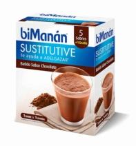 biManán BATIDO CHOCOLATE 5 Sobres-BATIDO-x6-CHOCOLATE-Sobres