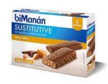 biManán BARRITA Toffee 8 unidades