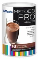bimanan pro batido de chocolate eco 580 gramos