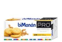 bimanan pro 24 galletas de limón y vainilla