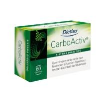 Dietisa CARBO ACTIV 60 cápsulas