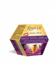 Dietisa Jalea Real Royal-vit MEGA TOTAL 2000 mg 20 viales