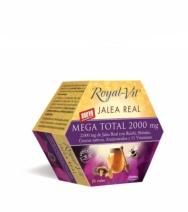 Dietisa Jalea Real Royal-vit MEGA TOTAL 2000 mg 20 viales