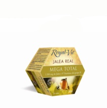Dietisa Jalea Real Royalvit MEGA TOTAL 1500 mg 20 viales