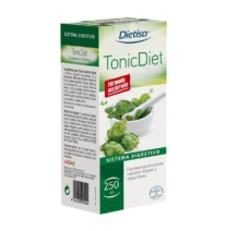 Dietisa HEPATIC DIGEST 250 ml. (antes tonicdiet)