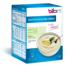 BIFORM NATILLAS LIMÓN 6 Sobres