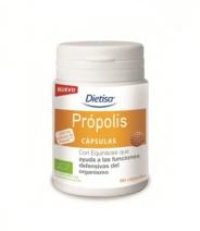 Dietisa PROPOLIS BIO 60 Cápsulas