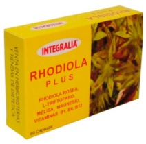 Integralia Rhodiola Plus 60 cápsulas