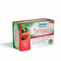 Dietisa TENSIOLIV 60 Cápsulas