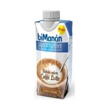 biManán BATIDO CAFFE LATTE 33 cl.