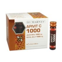 Marnys Jalea Real Apivit C 1000 mg 20 viales