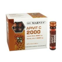 Marnys-Jalea-Real-Apivit-C-2000-mg-20-viales